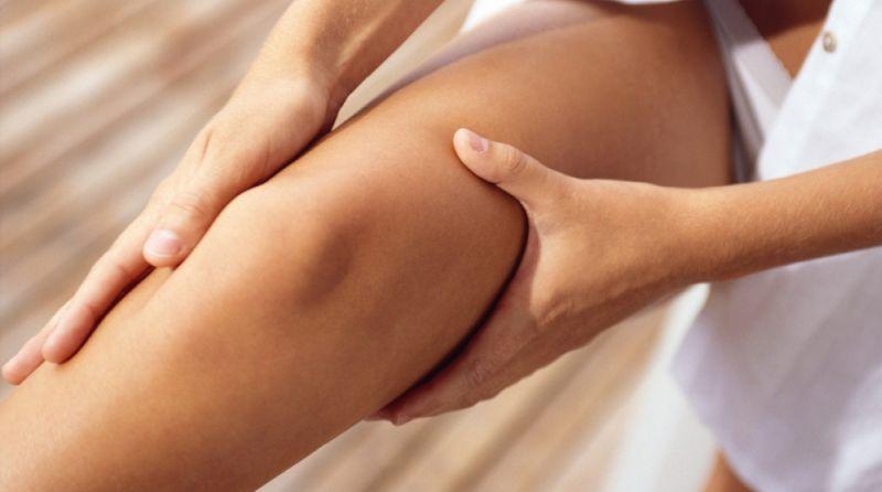 dureri de gambă și umflături ale piciorului