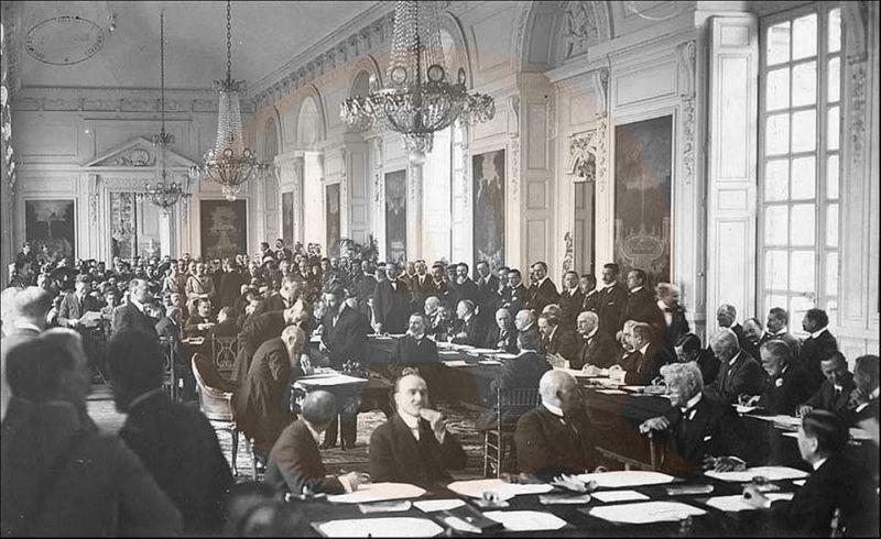 Tratatul de la Trianon – un act internațional legitim, prin care s-a făcut  o mare dreptate poporului român | Ştiri locale de ultima ora, stiri video -  Ştiri Gorjeanul.ro