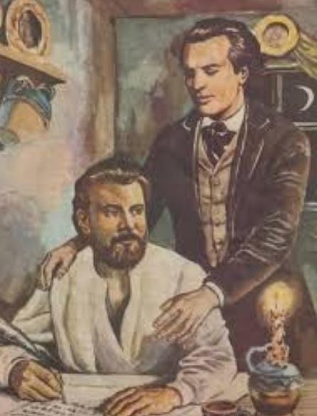 O prietenie pentru eternitate: Mihai Eminescu și Ion Creangă
