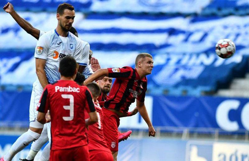 Astra - Craiova, reprogramat de urgență! Derby-ul CFR Cluj ...   Astra Craiova